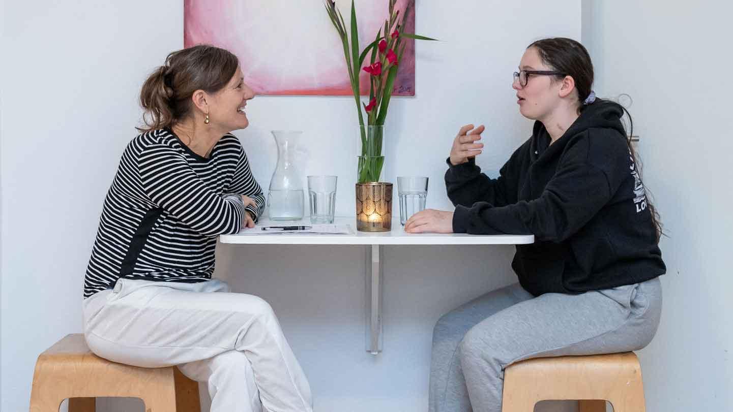 Coaching Jugendliche Karin Amrein