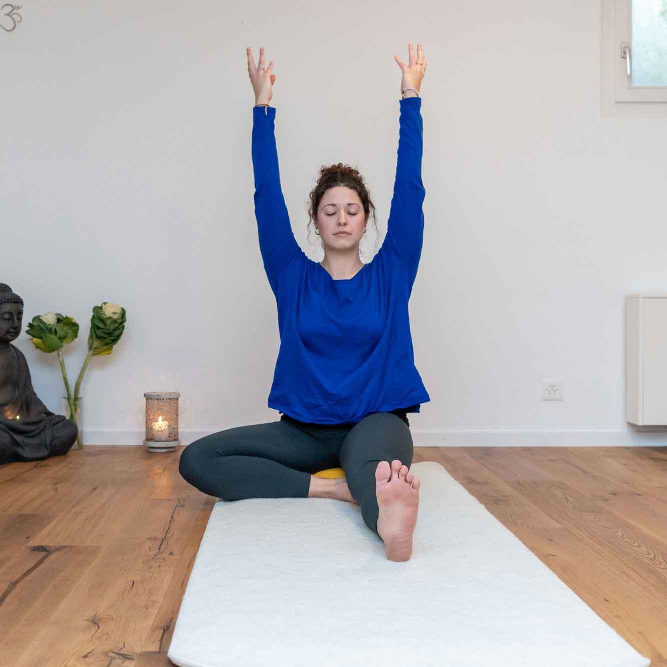 Privatunterricht Yoga Rothenburg Karin Amrein